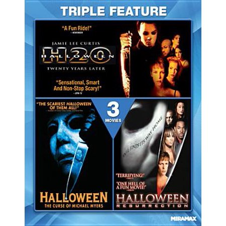 Halloween Collection - Halloween Movie With Jamie Lee Curtis