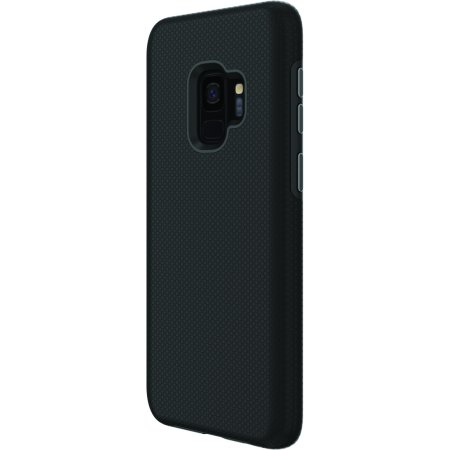 buy popular e1335 82cad Onn 6 Foot Drop Tested Dual Layer Phone Case For Samsung Galaxy S9, Black