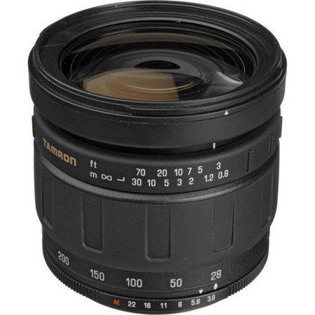 Tamron Al 7 200 28 200Mm F 3 8 5 6 Ld Aspherical  If  Manual Focus Lens  International Model  No Warranty