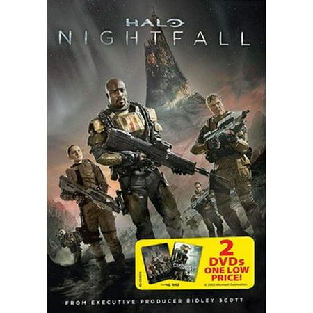 Halo 4: Forward Unto Dawn / Halo: Nightfall (DVD)
