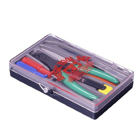 Tamiya Basic Tool Set by Horizon Hobby - Hobby Tool Supply