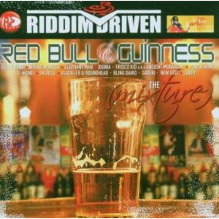 REDBULL AND GUINNESS: THE MIXTURE