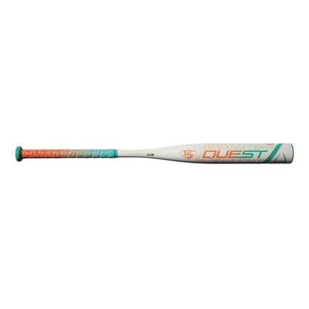- Louisville Slugger Quest Fastpitch Softball Bat, 29