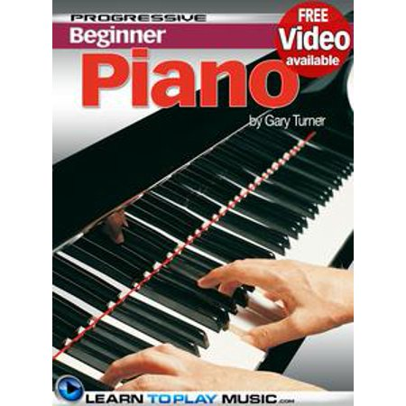 Beginner Piano Lesson Books - Piano Lessons for Beginners - eBook