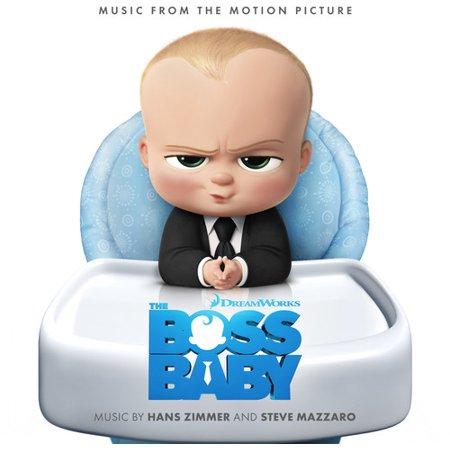 Boss Baby Soundtrack  Digi Pak