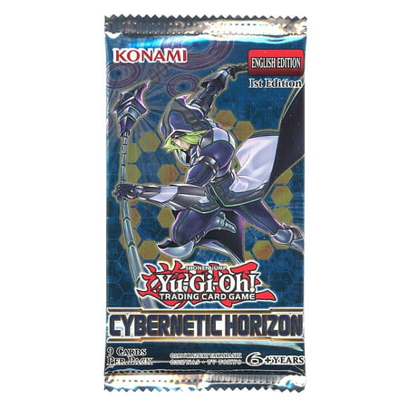 Yu-Gi-Oh Cards - Cybernetic Horizon - Booster Pack (9