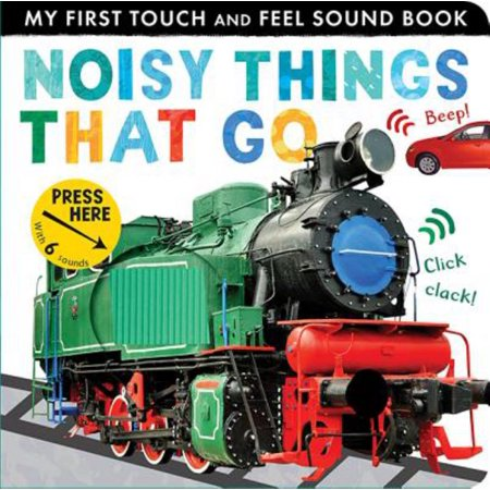 NOISY THINGS GO MY 1ST T&F SOUND BK