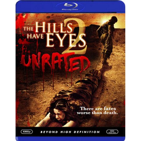 The Hills Have Eyes 2 (Blu-ray) (The Hills Have Eyes 1 Rape Scene)