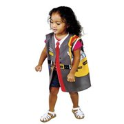 Dexter Educational Toys DEX215 Toddlers Dress-Up Outfit Postal