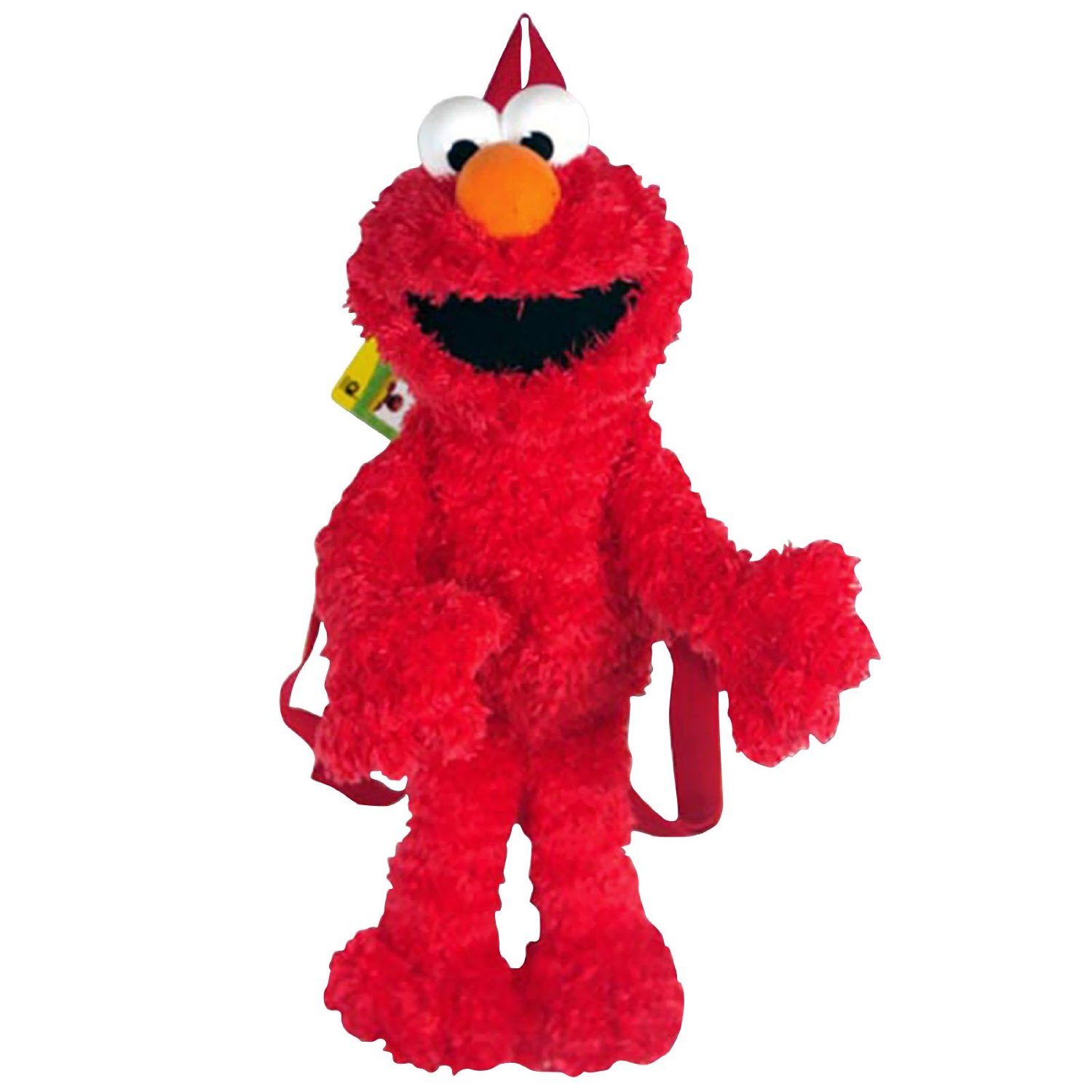 Plush Backpack - Sesame Street - Elmo Doll New Soft Doll Toys Gifts ss1000