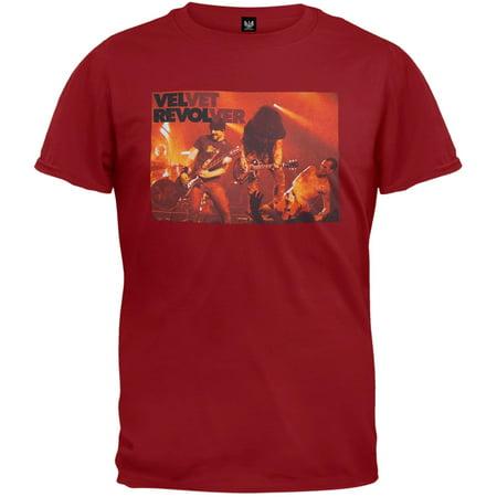Velvet Revolver - Stage Jam T-Shirt