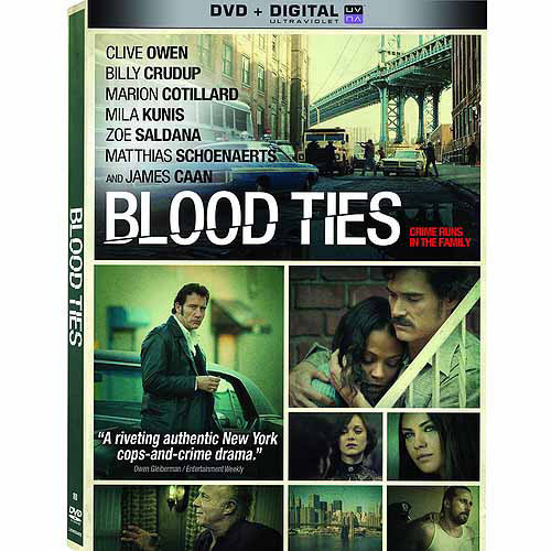Blood Ties (DVD   Digital Copy) (With INSTAWATCH) (Widescreen)