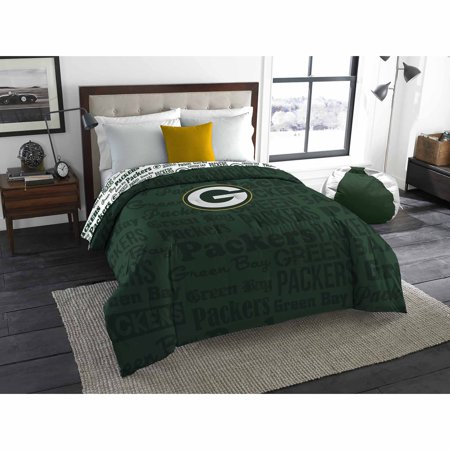 NFL Green Bay Packers Twin/Full Bedding Comforter