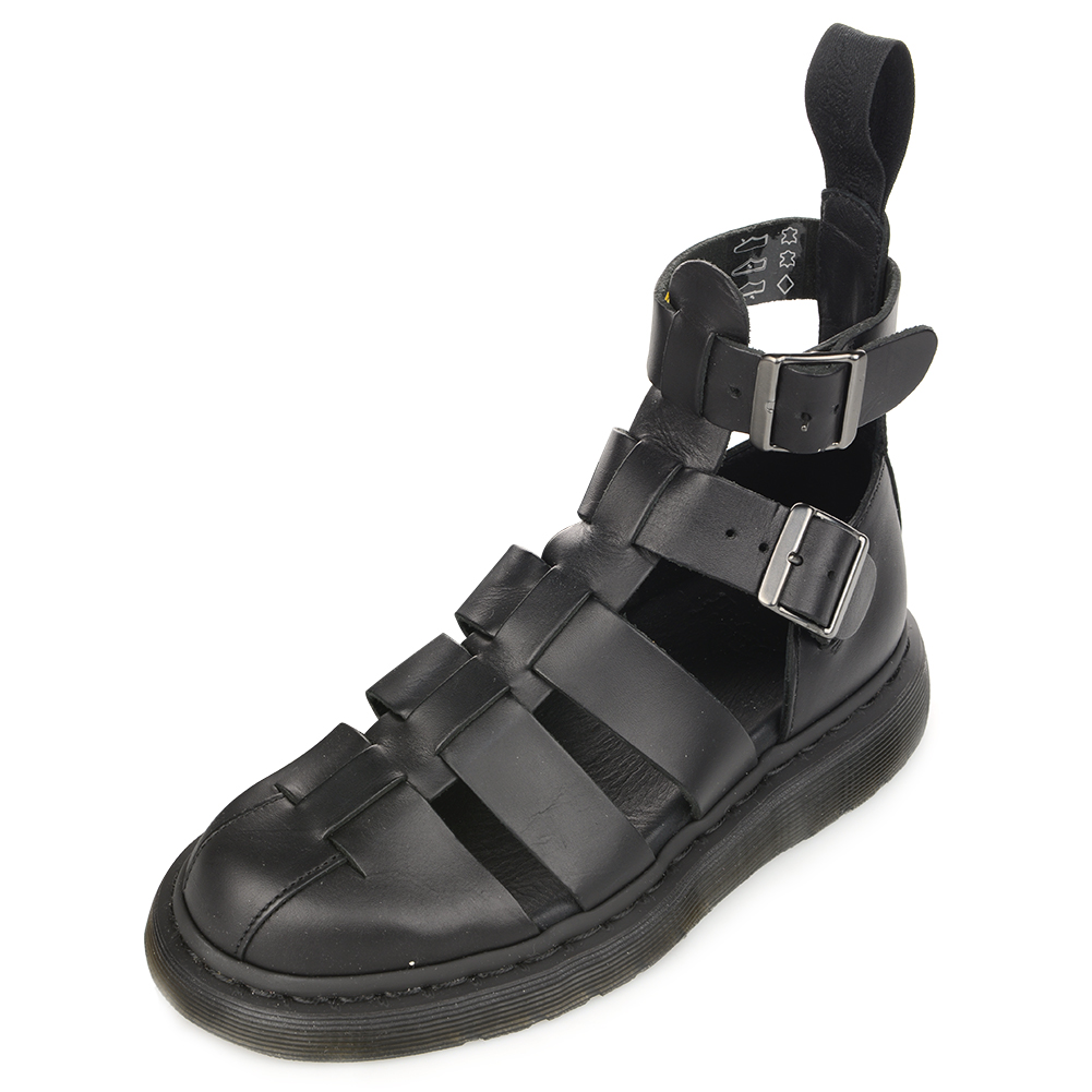 Dr. Martens Geraldo Brando Sandals 15696001 Black by