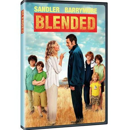 Blended (DVD) (Walmart Exclusive) (Halloween Adam Sandler)