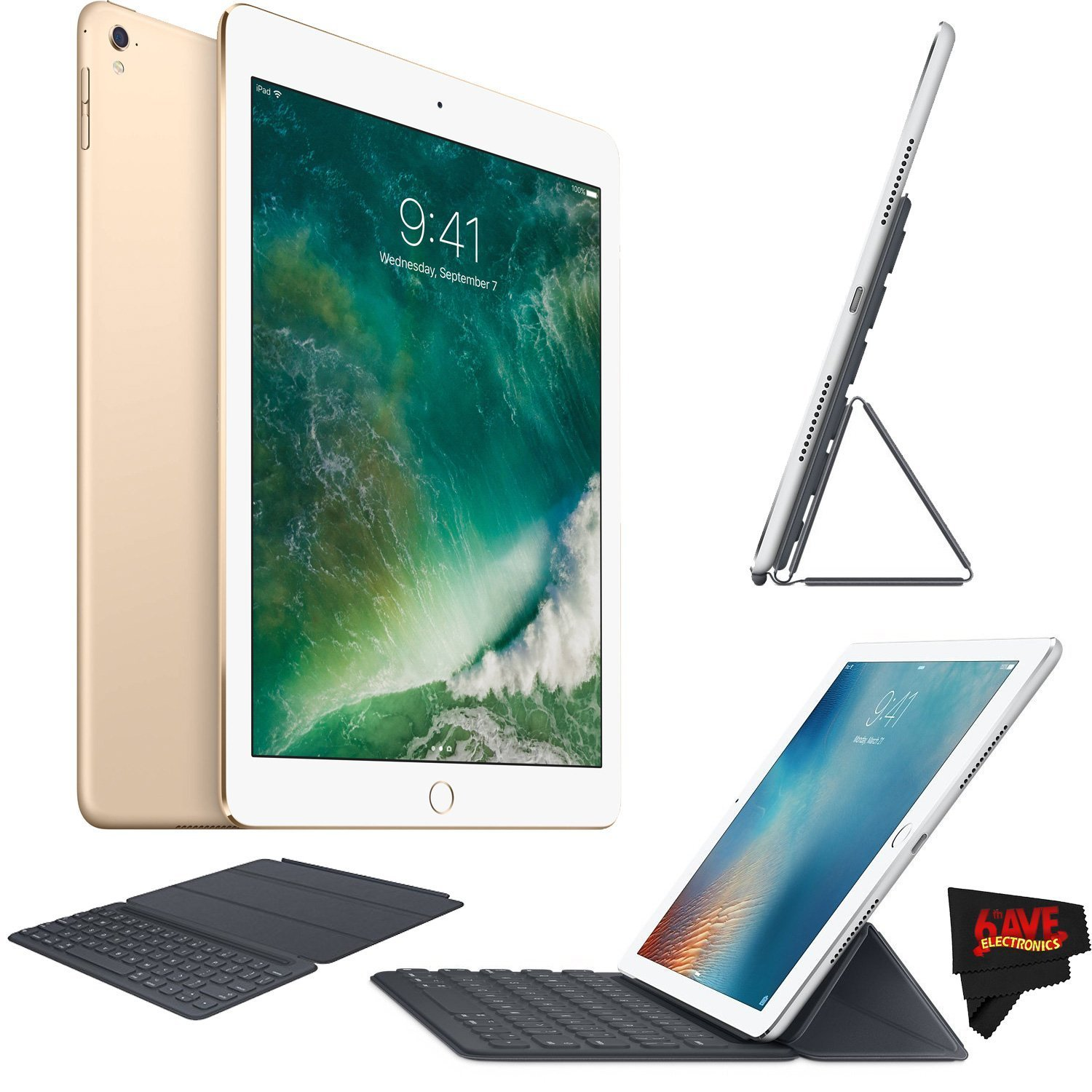 """Authentic Apple Smart Keyboard for iPad Pro 9.7/"""" MM2L2AM//A OEM New other"""