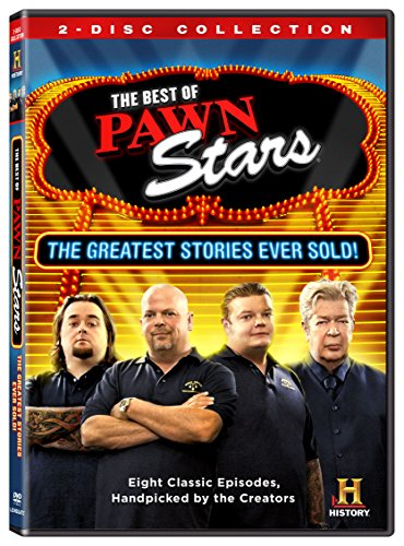The Best Of Pawn Stars: The Greatest Stories Ever Told by Trimark Home Video
