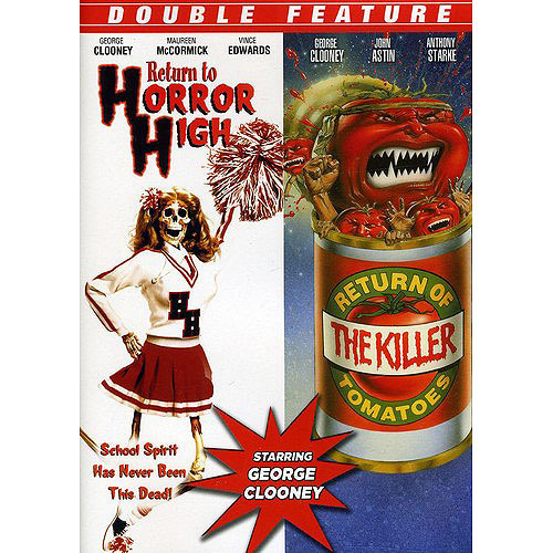 Return To Horror High / Return Of The Killer Tomatoes (Widescreen)