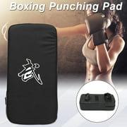 Muay Thai Karate MMA Taekwondo Boxing Punching Pad Foot Kick Target Focus Training Shield