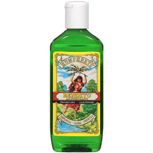 Humphreys: Medicated Bendito Alcoholado Lotion, 8 fl oz