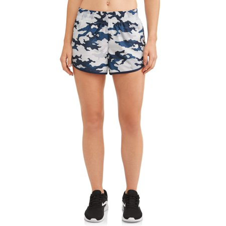 Women's Active Camo Running Short