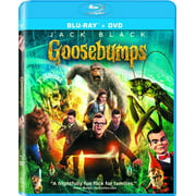 Goosebumps (Blu-ray + DVD) by