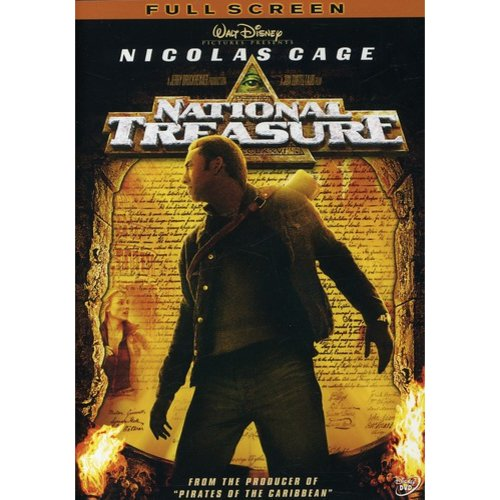 National Treasure (Full Frame)