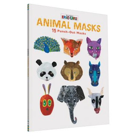 The World of Eric Carle(TM) Animal Masks (Eric Burdon & The Animals Winds Of Change)