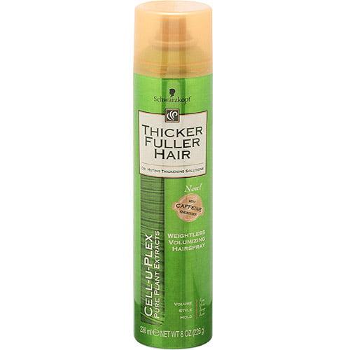 Thicker Fuller Hair Weightless Hair Spray, 8 oz