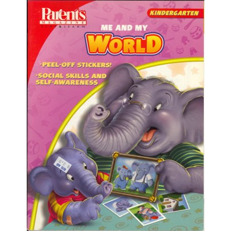 Me And My World (Parents Magazine Play & Learn, Grade K)