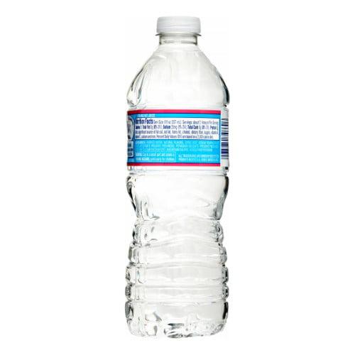 Nestle Splash Water, Strawberry Melon, 16 9 Fl Oz, 24 Count