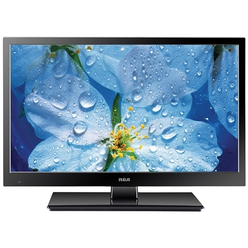 "RCA 19"" 720p LED-LCD TV - 16:9 - HDTV DETG185R"