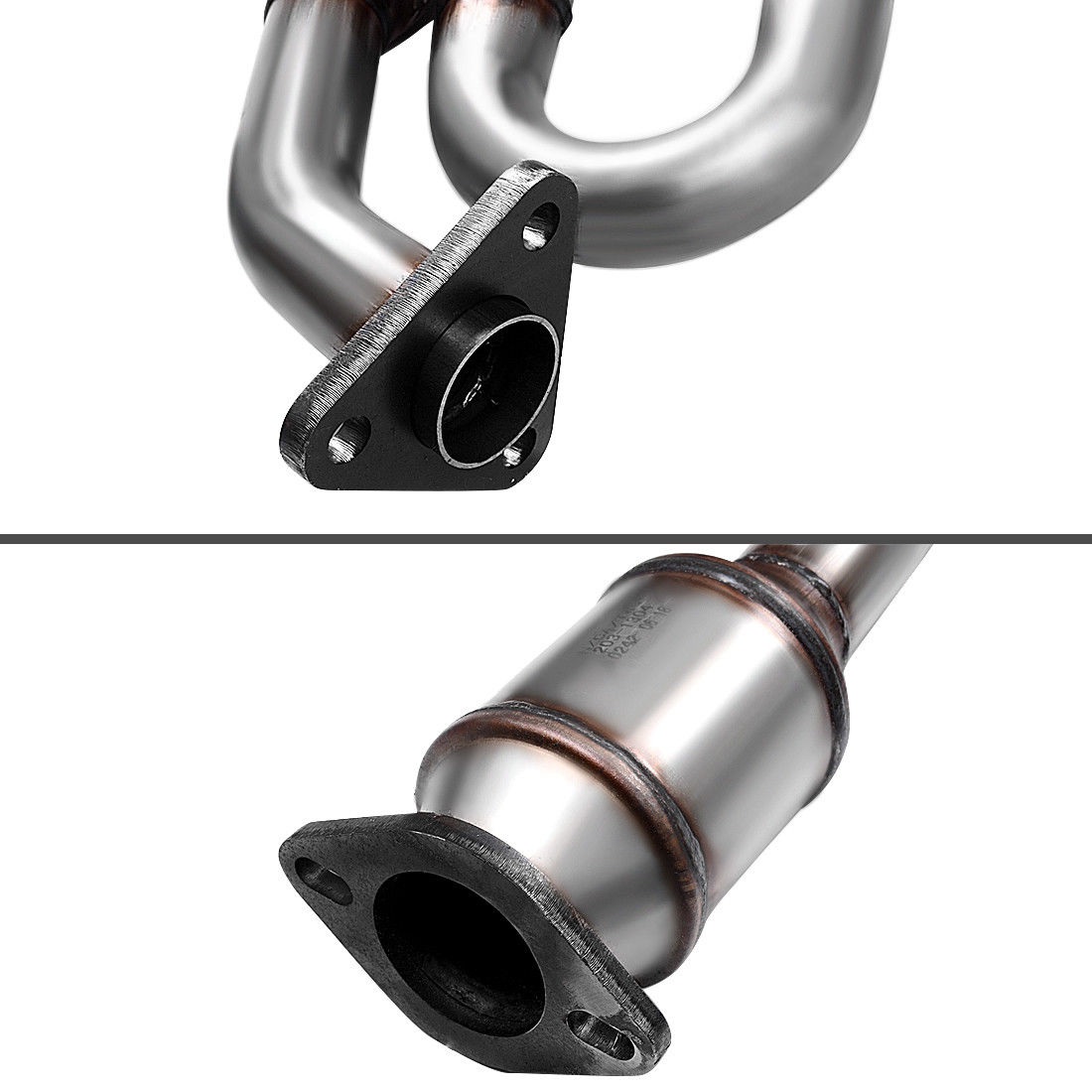 2006 NISSAN MAXIMA 3.5L DIRECT FIT Y-PIPE CONVERTER HEAVY DUTY 2005 2004
