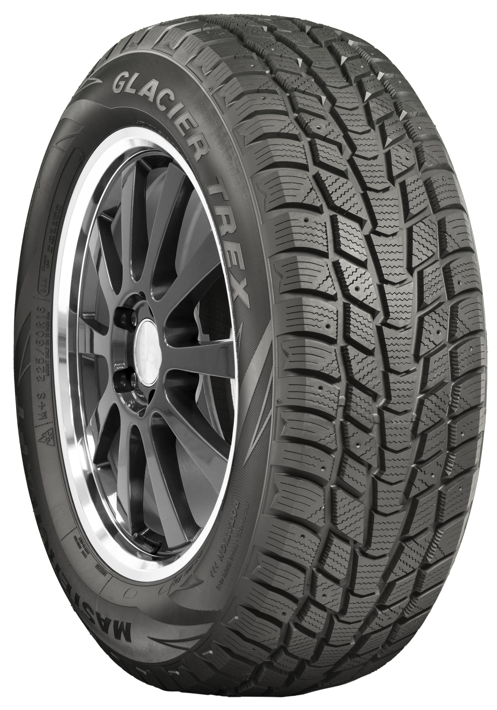 205//55R16 Zeta Antarctica Ice MS 91T Premium Studded Winter Tire
