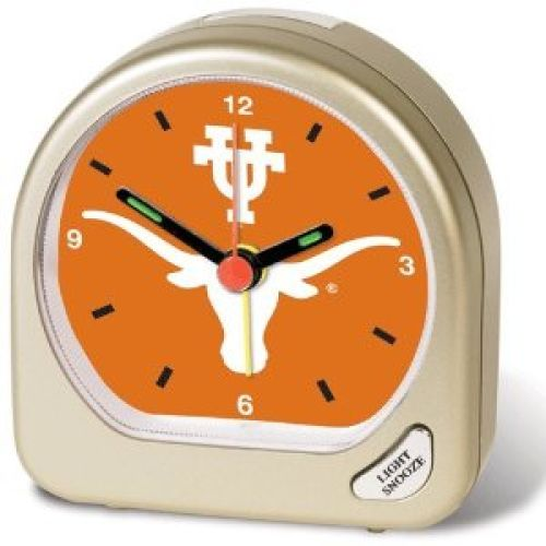 Texas Longhorns Official NCAA Desk Clock by Wincraft by Wincraft