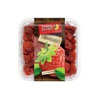 (Price/CS)Nutty & Fruity Dried Strawberries 10/6oz, 559637