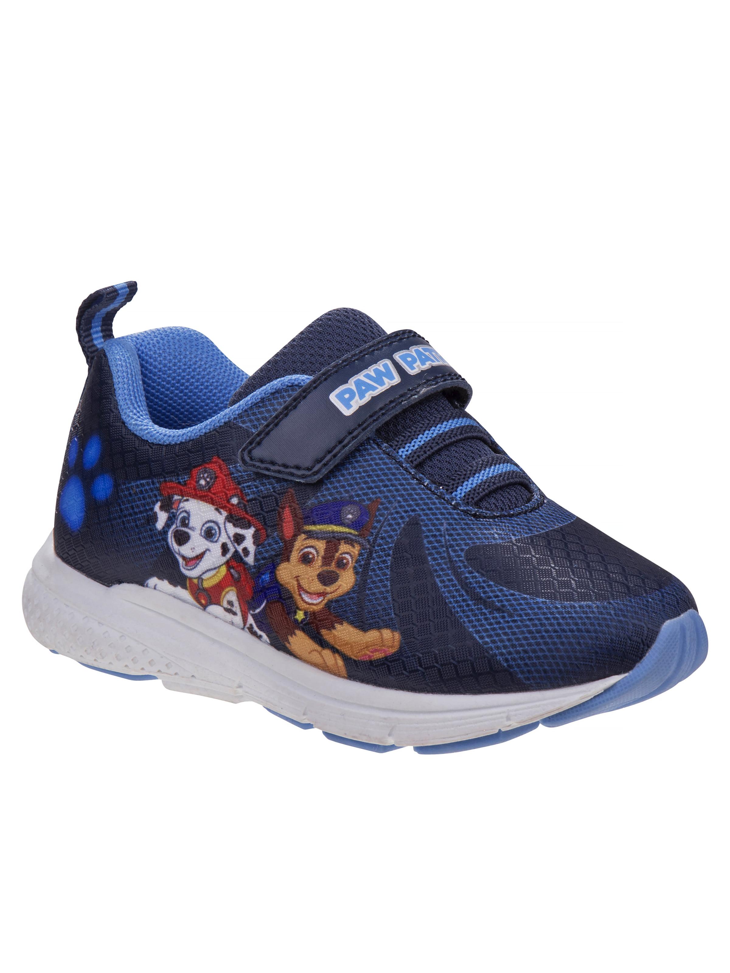 PAW Patrol Boys' Athletic Sneaker Shoe