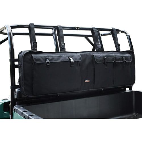 Classic Accessories 18-003-010401-00 QuadGear Black UTV Double Gun Carrier Fits UTV Roll Cages