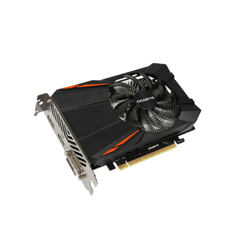 Gigabyte GeForce GTX 1050 Ti D5 4G Graphics Card