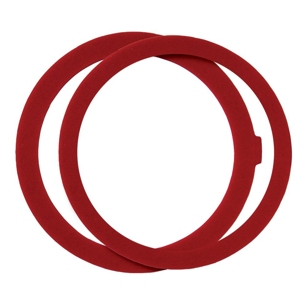 435BP Universal Toilet Flush Valve Seal Kit, 3-Inch, Replaces American Standard seal: 738651-0070A By Korky Ship from US