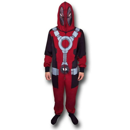 Deadpool - Full Pool Costume Jumpsuit - Pool Halloween