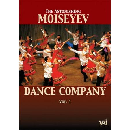 Moiseyev Dance Company 1 (DVD)