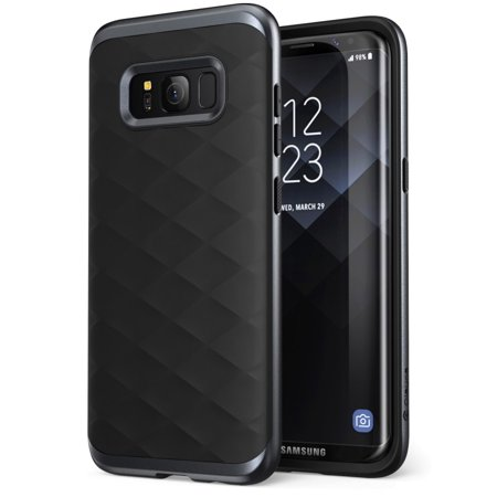 Samsung Galaxy S8+ Plus Case, Clayco [Helios Series] Premium Hybrid Protective Case for Samsung Galaxy S8+