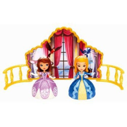 Mattel Disney Sofia The First Dancing Sisters. 2-Pack