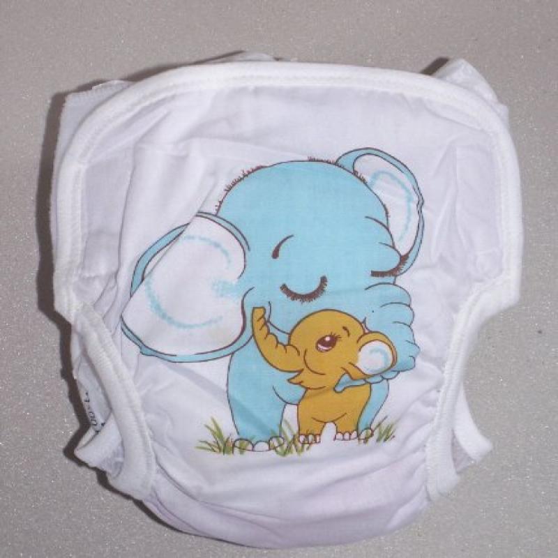 6 (SIX) Baby Miljo Diaper Covers 17 - 22 pounds