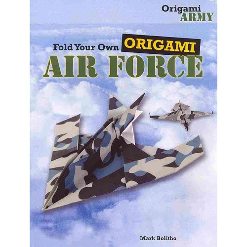 Fold Your Own Origami Air Force