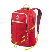 granite gear misquah backpack, red, 1775 cubic inch
