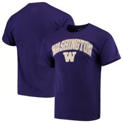 Men's Russell Athletic Purple Washington Huskies Core Print T-Shirt
