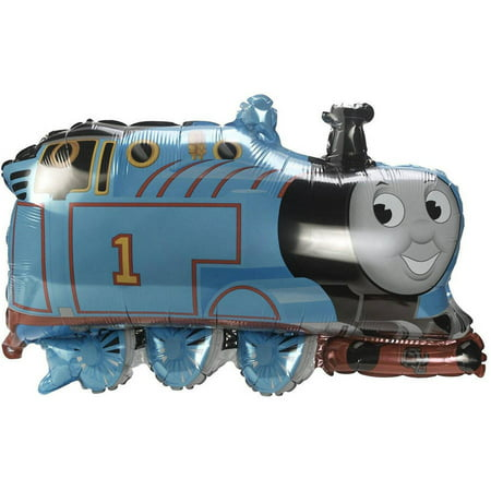 Thomas the Train Jumbo Foil Balloon (Thomas And Friends Balloons)