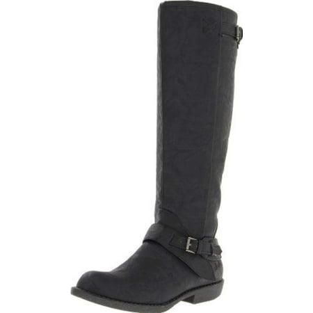 1e3765a46d4 Blowfish - Blowfish Womens Axis Almond Toe Mid-Calf Fashion Boots -  Walmart.com